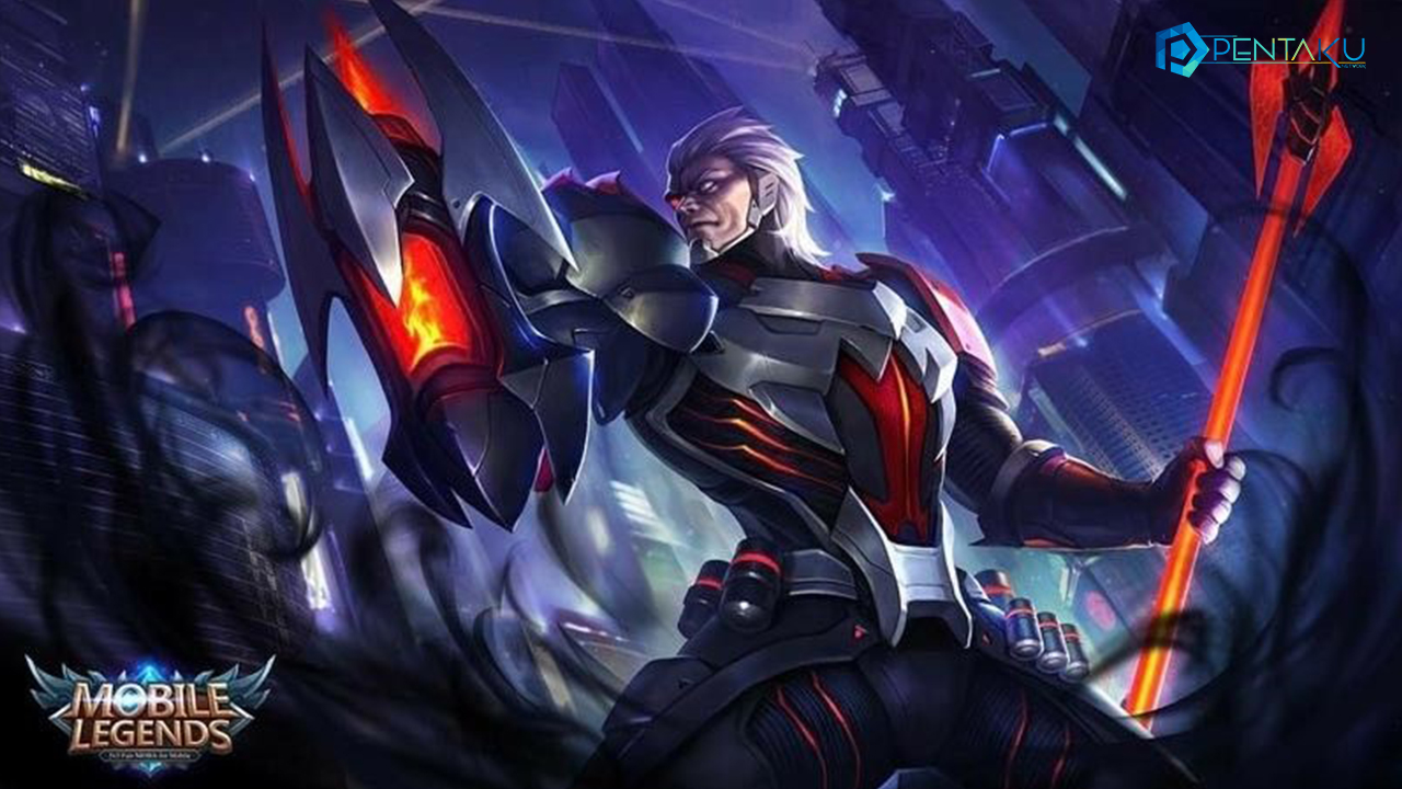 Hd wallpaper mobile legends - Wallpaper Mobile Legends Moskov Snake Eye Commander