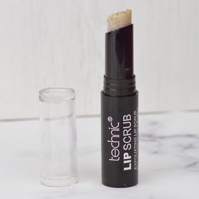 Technic Cosmetics Makeup Sugar Lip Scrub Lovelaughslipstick Blog