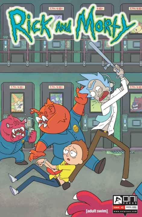 Rick et Morty – Saison 4 [Streaming] [Telecharger]
