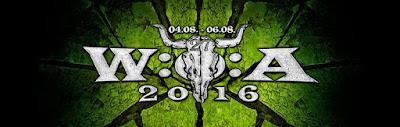 Le logo du Wacken Open Air 2016