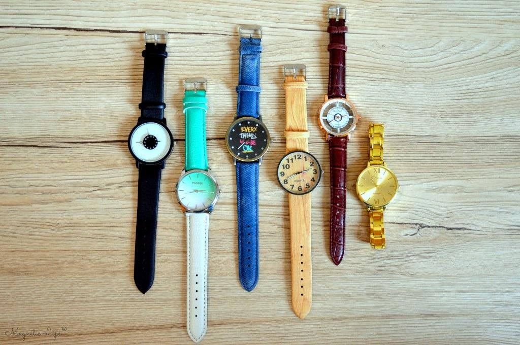 tanie zegarki