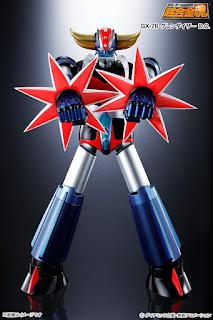 Soul of Chogokin de Grendizer GX-76 - Tamashii Nations