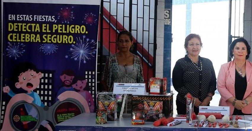 Ferias Autorizadas para Venta de Pirotécnicos en Lima y Provincias - Fuegos Artificiales DICSCAMEC - SUCAMEC - www.sucamec.gob.pe
