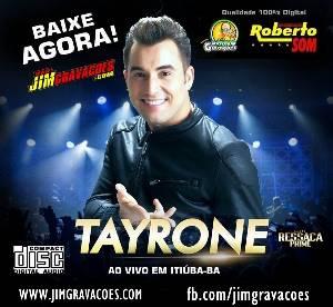 Tayrone - Ao Vivo Em Itúba - BA - 22.02.2016
