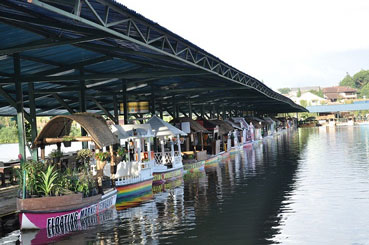 Floating Market Lembang - Paket Wisata Bandung