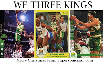 We Three Kings (Sonics Edition)