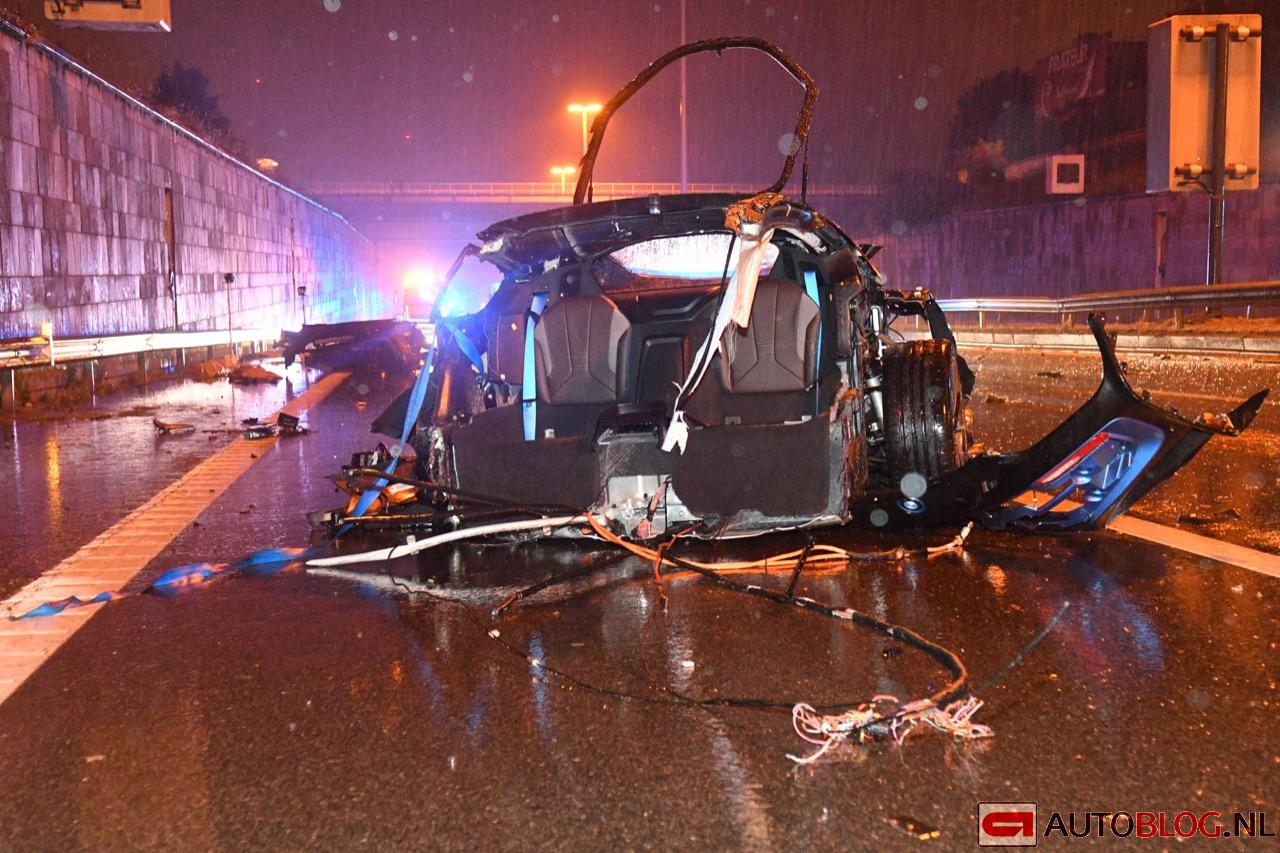 Tragic Accident In Belgium Involving Bmw I8 And 1m Takes Two Lives