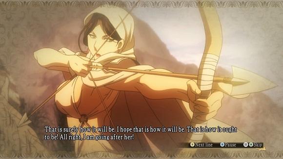 Arslan The Warriors of Legend PC Free Download Screenshot 3