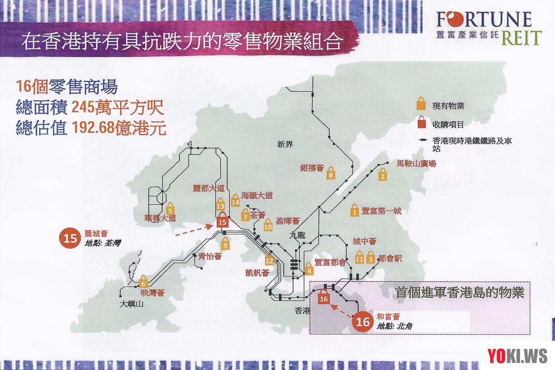 YOKI .WS: 置富產業信託(778)投資簡介會2012
