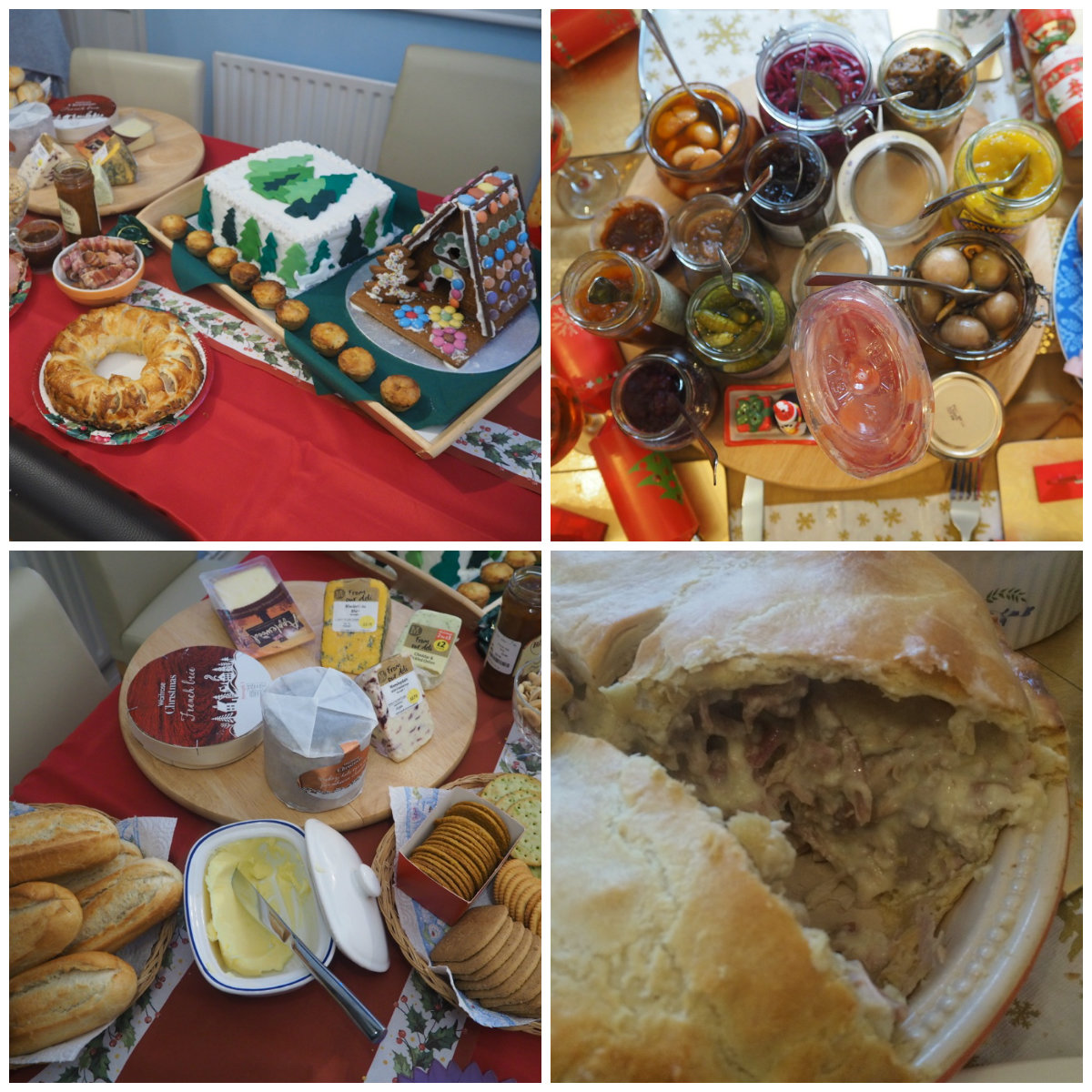 christmas food blog