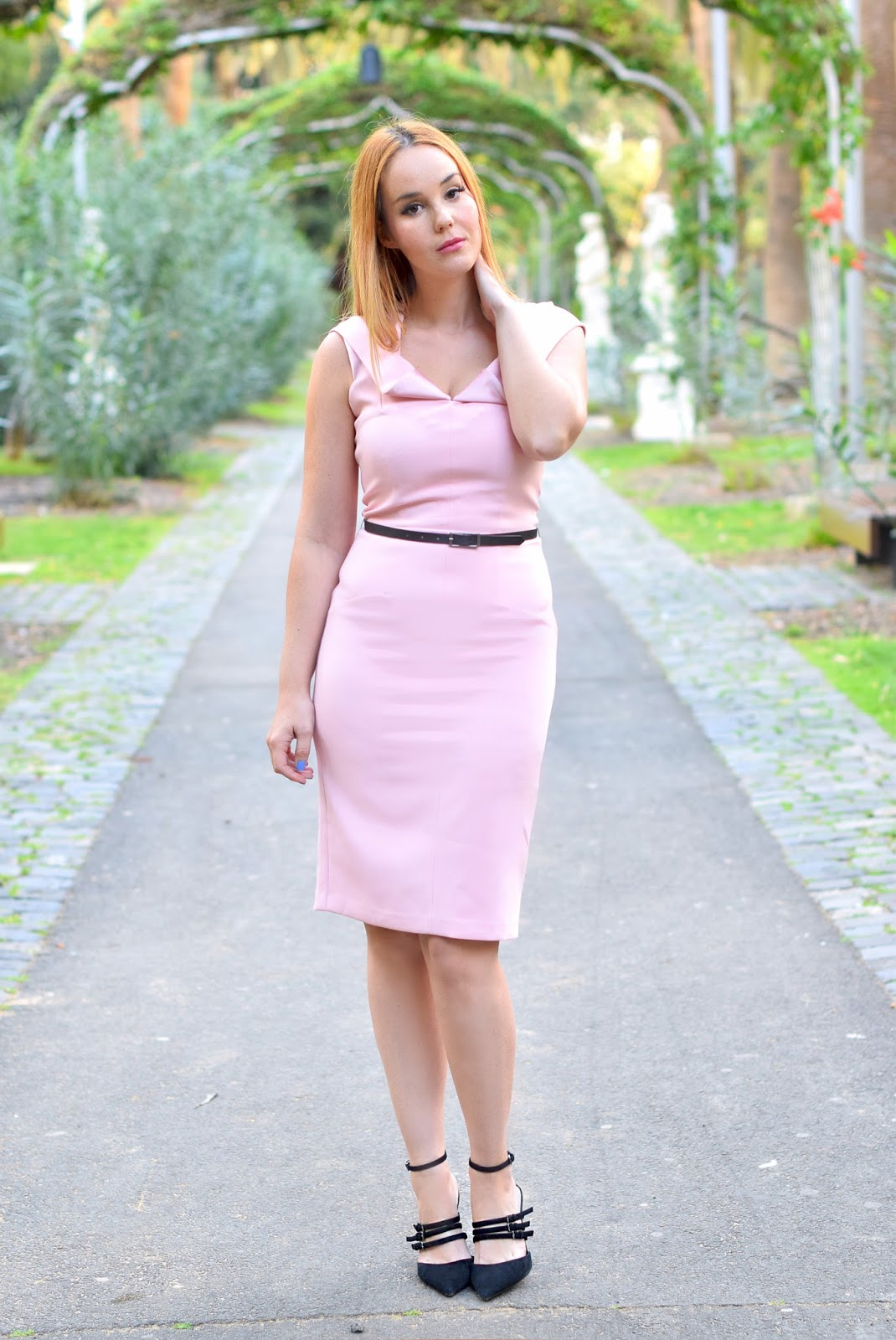 Nery hdez, hybrid, , blonde, pink, zara shoes