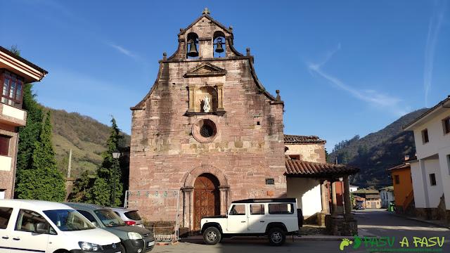 Iglesia Santa María de Tuña, Tineo