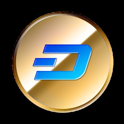 ダッシュ(Dash)のフリー素材(金貨ver)