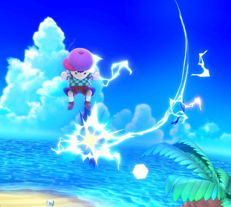 Neko Random: Things I Like: Ness (Super Smash Bros  Ultimate)