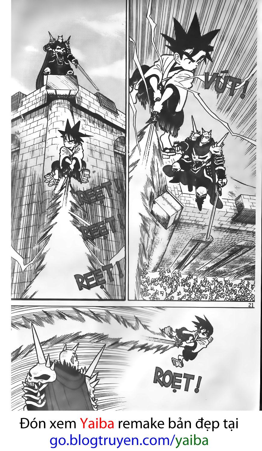 Yaiba chap 60 trang 18