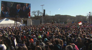Trump on video at March for Life 2018