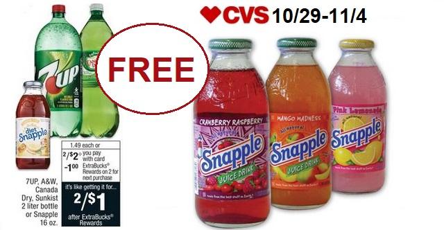 http://www.cvscouponers.com/2017/10/free-snapple-bottle-juice-at-cvs-1029.html