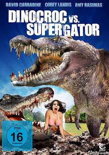 Dinocroc vs. Supergator (2010) สงครามโคตรเคี่ยมล้านปี