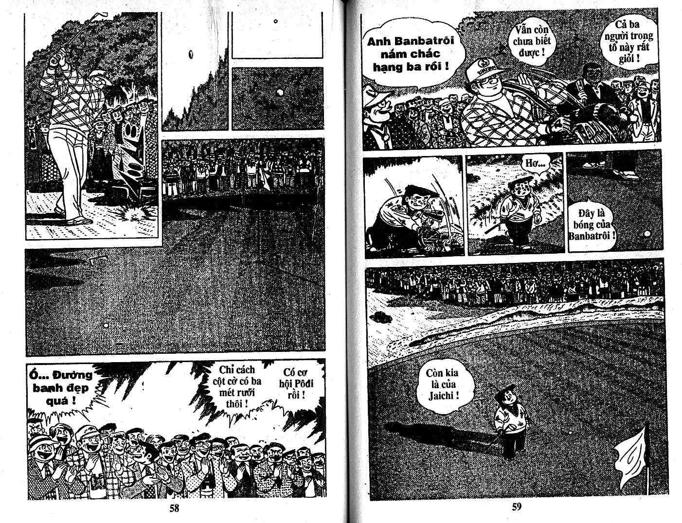 Ashita Tenki ni Naare chapter 20 trang 28