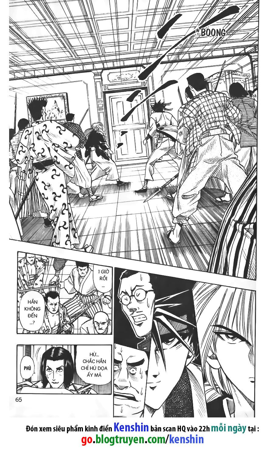 Rurouni Kenshin chap 9 trang 20