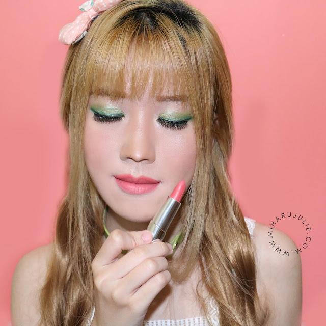 maybelline powder matte lipstick make me blush review