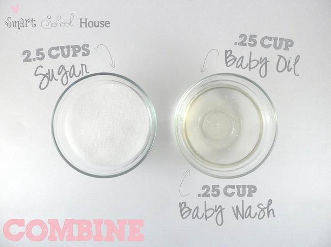 Sugar Baby body polish by Smart School House