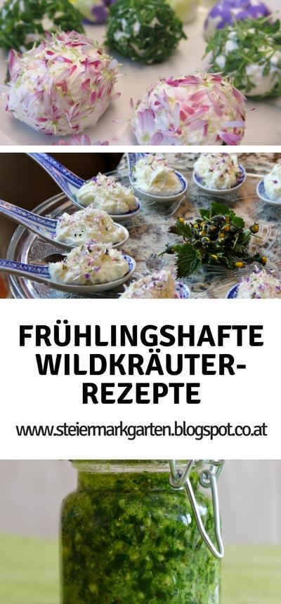 Wildkräuterrezepte-Pin-Steiermarkgarten