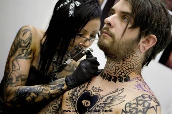 cuidados post tattoo
