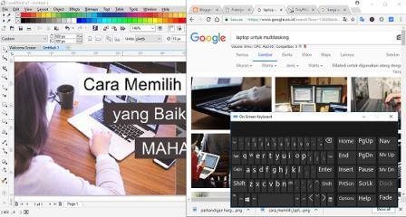 Laptop mahasiswa yang Mumpuni untuk Multitasking
