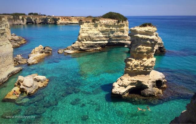 Brompton traveling Sant Andrea Puglia