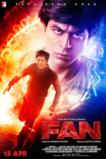 Fan 2016 Hindi Movie Download