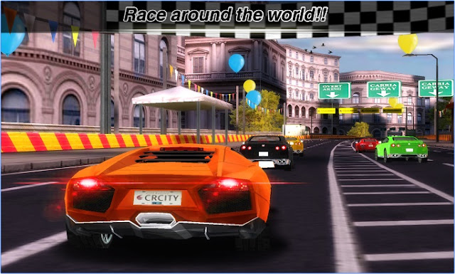 City Racing 3D V2.9.107 race around the world