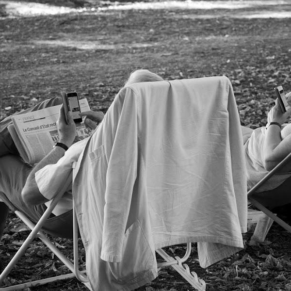 """Une photo, quelques mots.... chez Bric à Book #2 """"Les chaises longues"""""""