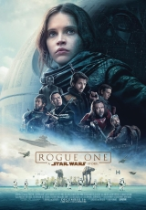 "Carátula del DVD: ""Rogue One: Una historia de Star Wars"""