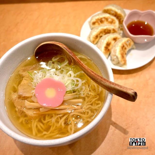 【Umekichi】熱愛拳擊的老闆 煮出超美味金黃色鹽味拉麵