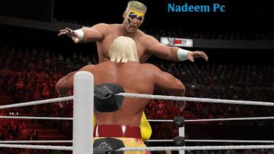 WWE 2K15 Game Free Download Full Version