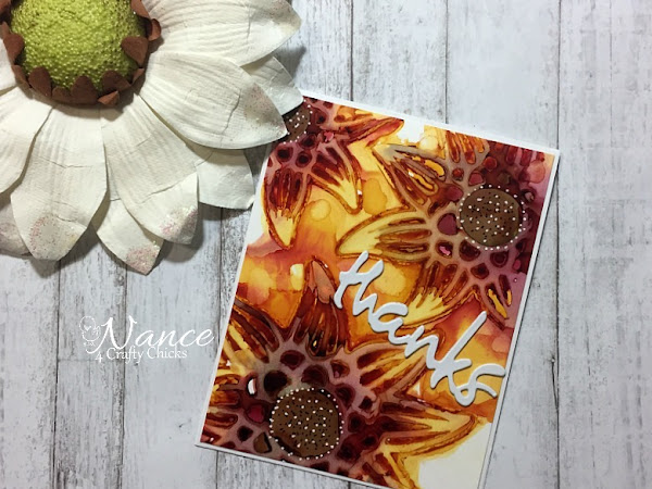 4CC #356 Sunflowers {Lori}