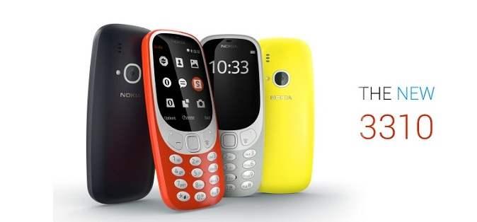 Hp Nokia 3310 seri terbaru