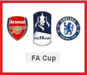 Skor Arsenal Vs Chelsea 27 Mei 2017 Final FA Cup img
