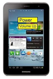 Cara Reset Samsung Galaxy Tab 2 GT P3100 Lupa Pola Terkunci (Password)