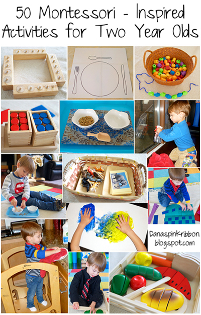 There Are Only Two Ways To Live Your Life 50 Montessori Activities