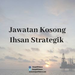 Jawatan Kosong Ihsan Strategik Sdn Bhd