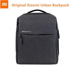 Bukan Hanya Smartphone Xiaomi Juga Bikin Tas Keren Loch! Sudah Ada yang Punya (Admin Xiaomi Urban Life Style Backpack & Xiaomi Multifunction Crossbody Bag Outoor)