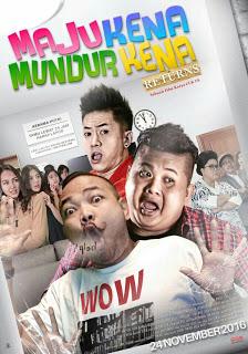 Maju Kena Mundur Kena Returns 2016 WEB-DL 360p 480p 720p