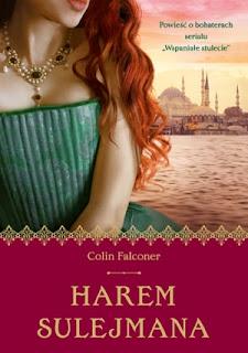 """""""Harem Sulejmana"""" Colin Falconer"""