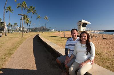 Honolulu Scene