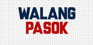 #WalangPasok: Class suspensions, Wednesday, September 13