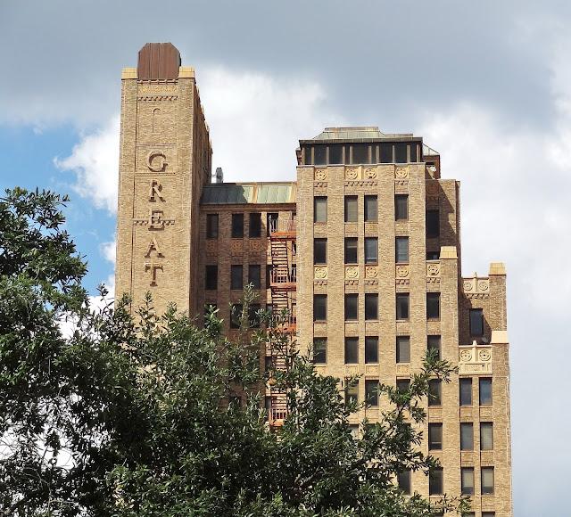 Great SW Building - South Facade (Aug 2015 photo)