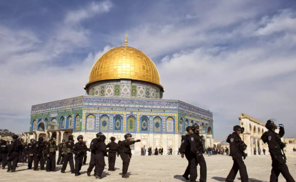 Alasan Zionis Israel Ingin Menghancurkan Masjid Al-aqsha [Lengkap]