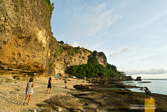 Bali Beaches Blue Point